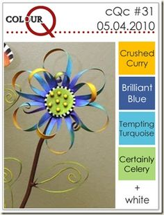 Stampin Up Color combinations