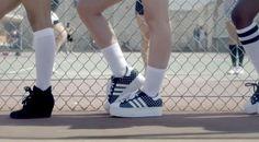 Adidas shoes in FANCY by Iggy Azalea (2014) @adidas
