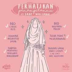 Perhatikan Hal-Hal Ini Pada Hari Bahagiamu – Hijab Alila