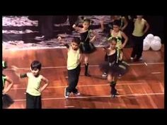 "Kids Learn a Dance to ""Can't Stop the Feeling"" by Justin Timberlake! - YouTube"