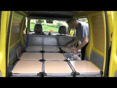 ▶ Renault Kangoo Minicamper - YouTube