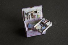 Nono mini Nostalgie: SEWING BOX