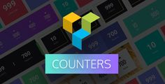 Statistic Counters Addons for Visual Composer Wordpress Plugin . The best Statistic Counters pack for Visual Composer page builder. Choose from various different customisable Statistic Counter layouts we created just for your needs. This pack is truly awesome and unique in its design and
