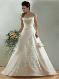 Brautkleider in übergrösse
