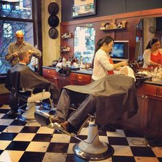 The end of another great Saturday and great week here at the #barber shop.... Thanks to all of our fantastic clients!! - @barberboss- #webstagram