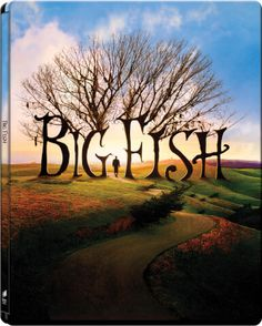 Big Fish - Zavvi Exclusive Limited Edition Steelbook