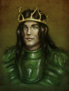 Renly Baratheon by Irrisor-Immortalis.deviantart.com on @DeviantArt
