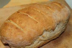 Kukoricás kenyér – fincsi és egészséges, különleges íze van, egyszerű az elkészítése! Hungarian Recipes, Hungarian Food, Kitchen Helper, Types Of Food, Mixed Drinks, No Bake Cake, Main Dishes, Biscuits, Rolls