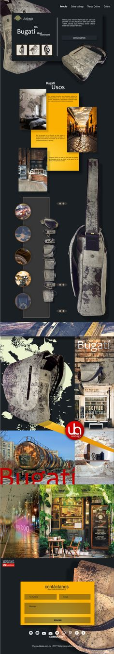 Bugatí Piel, Encuéntrala en ulabags.com.mx pregunta por las promociones de inicio de año siguenos con el #ulabagstips