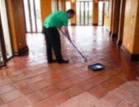 nos conseils pour l'entretien et le nettoyage du sol en terre cuite