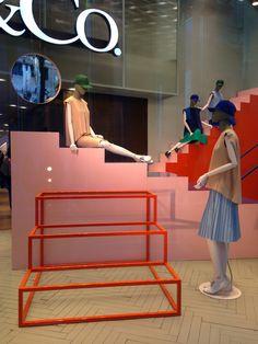 Max&Co Spring Collection 2015 - Milan fashion windows