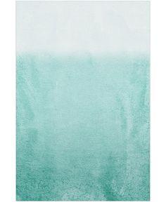 Fading Aqua als Tapete von Monika Strigel | JUNIQE