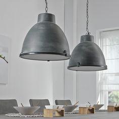 hanglamp industrieel grijs - Google zoeken