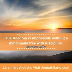 Hilario, Affirmations, Freedom, Believe, Mindfulness, Spirit, Faith, Inspirational, Thoughts