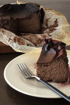 Flourless Chocolate Cakes, Chocolate Brownies, Homemade Chocolate, Sweets Recipes, Gourmet Recipes, Desserts, Food Stands, Gourmet Cooking, Sweet Cakes