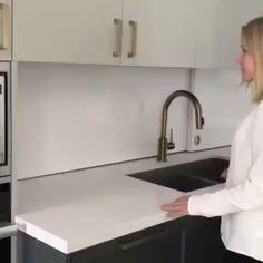 interior design ideas design ideas creative Organized secret kitchen counter space Try You