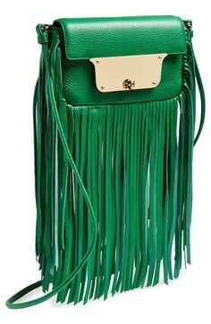 'Isabella' Fringe Crossbody Bag - @nordstrom #nordstrom