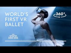 Dutch National Ballet presents Night Fall, the first Virtual Reality ballet in the world. Enter a fascinating world where the boundary between dreams and r Best Virtual Reality, Virtual Reality Education, Augmented Virtual Reality, Organizational Communication, Ballet Shows, Vr Camera, Ballet Performances, Technology World, Dance Studio