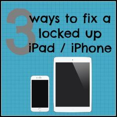 iPad freeze up? iPhone locked up? iPhone app not responding? Here are 3 quick and easy ways to cure a locked up iPhone / iPad. The best iPhone tips, tricks and hacks that actually help you use your iPhone! Iphone App, Iphone Codes, Iphone Hacks, Best Iphone, Iphone Information, Coque Ipad, Ipad Hacks, Apple Watch Iphone, Jobs