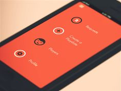 Dribbble - Home by Jordi Verdu