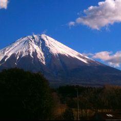 Mt.Fuji  (Fujinomiya city)