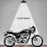 Triumph Thruxton 900 Art Print by Mark Rogan. All prints are professionally printed, packaged, and shipped within 3 - 4 business days. Triumph Thruxton 900, Thing 1, Fine Art America, Art Prints, Color, Art Impressions, Colour, Colors