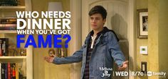 "S3 Ep19 ""The New Deal"" - Ryder cracks us up! #MelissaAndJoey"