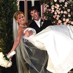 100 Memorable Celebrity Wedding Moments - Ryan Sutter
