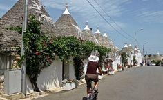 Alberobello: parece o planeta dos gnomos, mas é na Puglia (foto: Pixabay)