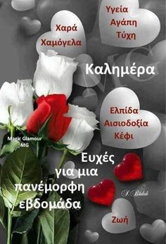 Good Morning Picture, Morning Pictures, Beautiful Pink Roses, Good Week, Greek Quotes, Inspiring Sayings, Good Morning Images