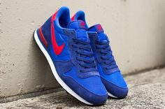 Calling All Dodgers and Clippers Fans, Hop On This Nike Internationalist Now! - KicksOnFire.com