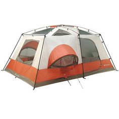 Columbia Cougar Flats II Family Tent highest rated cabin tent you can buy under 400!  sc 1 st  Pinterest & Walmart: The Camping Equipment Company EROS Eros 6 person premium ...