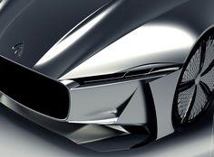 Jaguar E-Luxury Concept Jaguar E, Exterior Design, Luxury, Vehicles, Filter, Sketch, Concept, Models, Cars