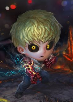 Genos!!! Is that you???