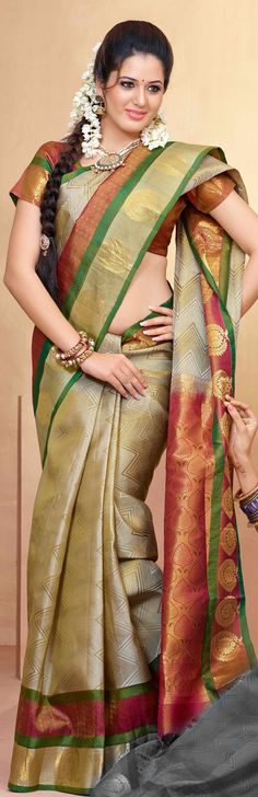 Buy online. Bairavi Traditional Silk sarees BTSS 7256
