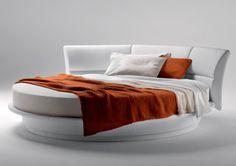 Round Beds, Round Mattresses & Round Sleeper Sofas — ROUNDup