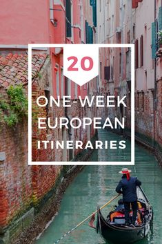 Wondering where to spend one week in Europe? These 20 ideas for your Europe trip… Wondering where to spend one week in Europe? These 20 ideas for your Europe trip will help you decide how to maximize your time and enjoy as many destinations as possible. Travel Articles, Europe Travel Tips, Places To Travel, Travel Destinations, Travel Guides, Time Travel, Backpacking Europe, Spain Travel, Budget Travel