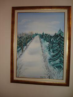 """ζωγραφική """"Καλλιόπη"""" Frame, Painting, Home Decor, Art, Picture Frame, Art Background, Decoration Home, Room Decor, Painting Art"""