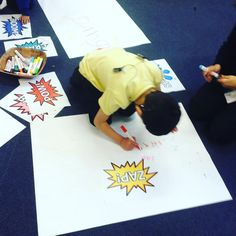 In Reception this week the children have been making Supertato and writing superhero words! Eyfs Activities, Motor Skills Activities, Writing Activities, Writing Area, Writing A Book, Continuous Provision Year 1, Superhero Writing, People Who Help Us, Early Years Classroom