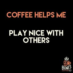 After maybe a pot of coffee. #coffee #highvoltage bonescoffee.com