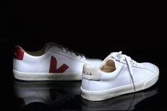 Sneakers Veja cuir Femme SS2016