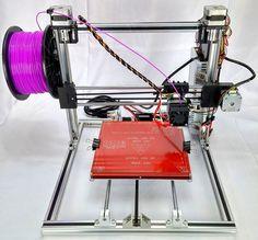 Folger Tech RepRap 2020 Prusa i3 Full Aluminum 3D Printer Kit – Folger Technologies LLC