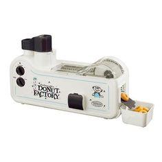 Nostalgia Electrics Automatic Mini Donut Factory