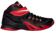 Nike Zoom Soldier VIII Black/White-University Red-Hyper Crimson www.all-shoes-cheap.com for sale cheap $69