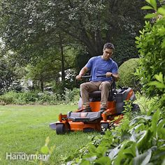 You can water and fertilize until the cows come home but still end up with a pasture if you don't mow properly. Here are some great tips to help make your y