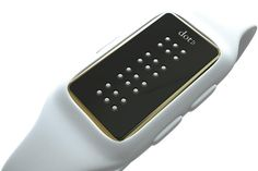 No, This $300 Braille Smartwatch Won't Revolutionize Reading For The Blind   Co.Design   business + design