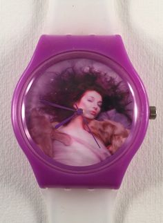 Kate Bush Watch by PulseWatches on Etsy