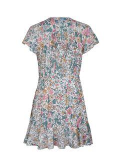 055bf0f3651 Linen Edit - Linen Blend Button Thru Midi Dress - Clothing - Sportsgirl