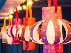 Make Paper Lanterns For Your Labor Day BBQ >> http://www.hgtvgardens.com/crafts/how-to-make-paper-lanterns?soc=pinterest