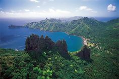 Not many visitors make it out to the Marquesas Islands, but they are worth the trip. Discover the islands that s captivated Paul Gauguin and Jacques Brel, among others.  #tahiti #honeymoon